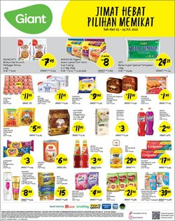 Supermarkets offers in Giant catalogue ( Expires tomorrow)