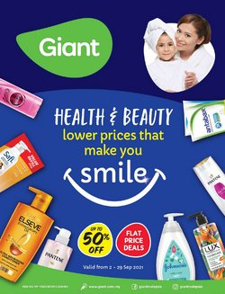 Giant offers in Giant catalogue ( 9 days left)