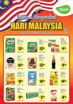 Supermarkets offers in Giant catalogue ( 9 days left)
