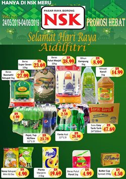 Offers from NSK TRADE CITY in the Shah Alam leaflet