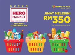 Offers from Hero Supermarket in the Klang leaflet