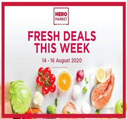 Hero Supermarket catalogue in Kuala Lumpur ( Expires tomorrow )