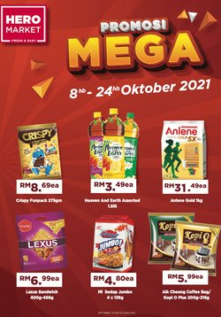 Supermarkets offers in Hero Market catalogue ( 8 days left)
