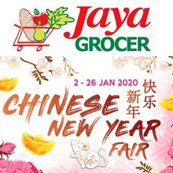 Offers from Jaya Grocer in the Petaling Jaya leaflet