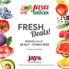 Jaya Grocer catalogue ( Expired )