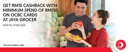 Jaya Grocer coupon ( 2 days left )