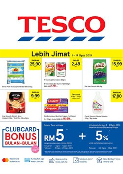 Tesco Extra in Ipoh | Catalogues & Promotions
