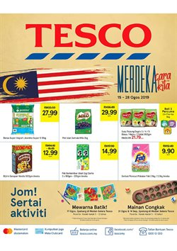 Offers from Tesco Extra in the Petaling Jaya leaflet