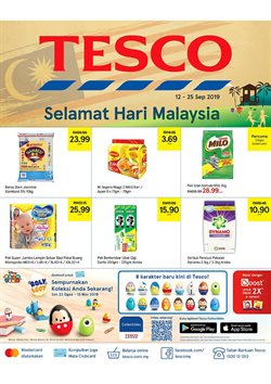 Offers from Tesco Extra in the Johor Bahru leaflet