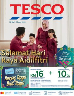 Tesco Extra catalogue in Ipoh ( 7 days left )