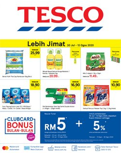 Tesco Extra catalogue in Ipoh ( 8 days left )