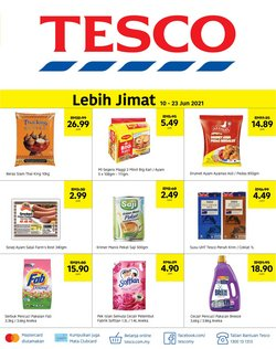 Supermarkets offers in Tesco Extra catalogue ( 3 days left)