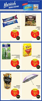 Offers from MyMydin in the Kuala Lumpur leaflet