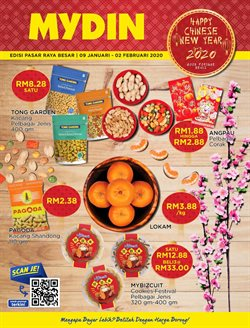 Offers from MyMart in the Ipoh leaflet