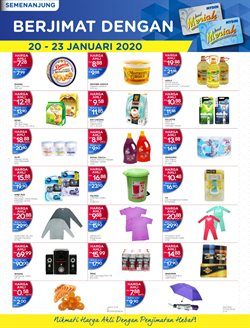 Offers from MyMart in the Kuala Lumpur leaflet