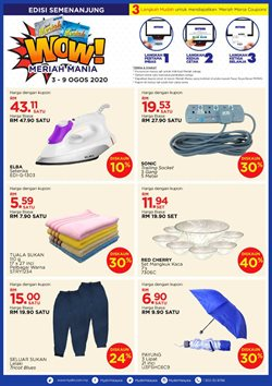 MyMart catalogue ( Published today )