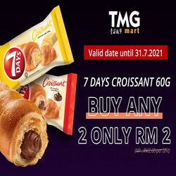 TMG Mart offers in TMG Mart catalogue ( 1 day ago)