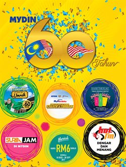 Offers from Mydin WholeSale Hypermarket in the Seremban leaflet