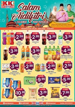 KK Super Mart catalogue ( 7 days left)
