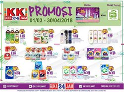 Offers from KK Super Mart in the Kuching leaflet