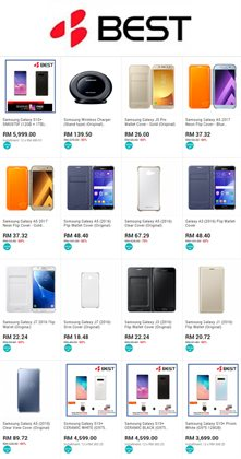 Electronics & Appliances offers in the Best Denki catalogue in Kajang-Bangi