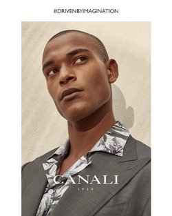 Canali offers in Canali catalogue ( More than a month)