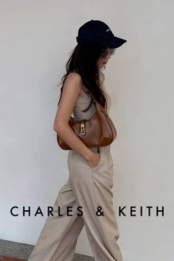 Premium Brands offers in Charles & Keith catalogue ( 24 days left)