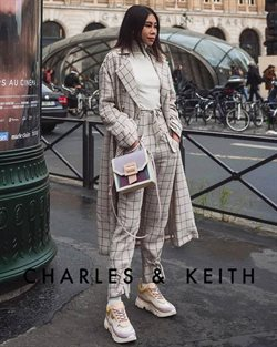 Charles & Keith catalogue in Penang ( More than a month )