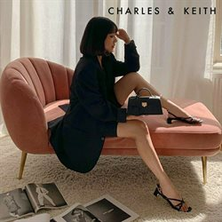 Premium Brands offers in the Charles & Keith catalogue ( More than a month )