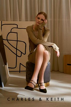 Charles & Keith offers in Charles & Keith catalogue ( More than a month)