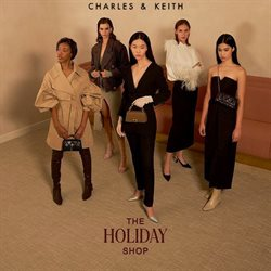Charles & Keith offers in Charles & Keith catalogue ( 23 days left)
