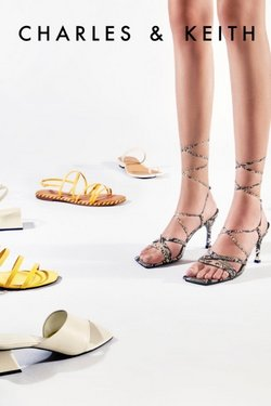 Premium Brands offers in Charles & Keith catalogue ( Expires tomorrow)