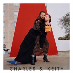 Offers from Charles & Keith in the Kuala Lumpur leaflet