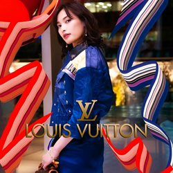 Louis Vuitton catalogue ( More than a month )