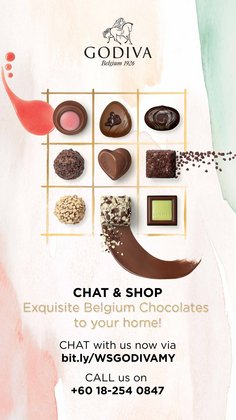 Godiva offers in Godiva catalogue ( More than a month)