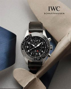 Offers from IWC Schaffhausen in the Petaling Jaya leaflet