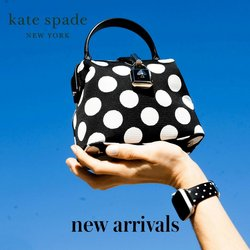 Kate Spade offers in Kate Spade catalogue ( 2 days left)