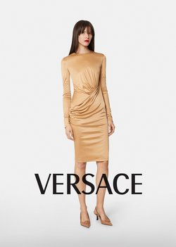 Versace offers in Versace catalogue ( More than a month)
