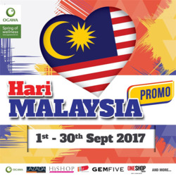 Offers from Hishop in the Kuala Lumpur leaflet