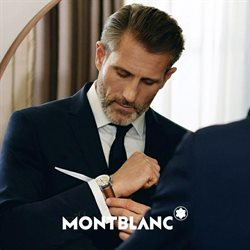 Jewellery & Watches offers in the Mont Blanc catalogue in Penang ( More than a month )