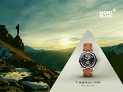 Offers from Mont Blanc in the Klia leaflet