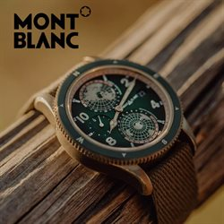 Jewellery & Watches offers in the Mont Blanc catalogue in Johor Bahru