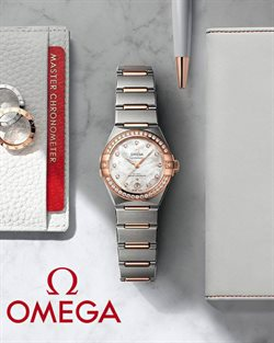Omega Watches catalogue ( 20 days left )