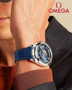 Omega Watches offers in Omega Watches catalogue ( 4 days left)