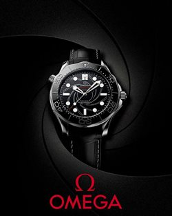 Omega Watches offers in Omega Watches catalogue ( 5 days left)