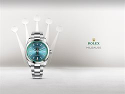 Jewellery & Watches offers in the Rolex catalogue in Kuala Lumpur