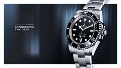 Jewellery & Watches offers in Rolex catalogue ( 2 days ago)