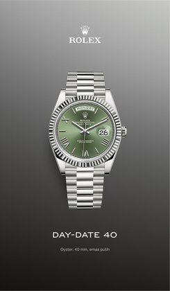 Jewellery & Watches offers in Rolex catalogue ( 7 days left)