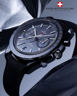 Jewellery & Watches offers in Swiss Watch Gallery catalogue ( More than a month)