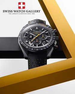 Swiss Watch Gallery offers in Swiss Watch Gallery catalogue ( More than a month)